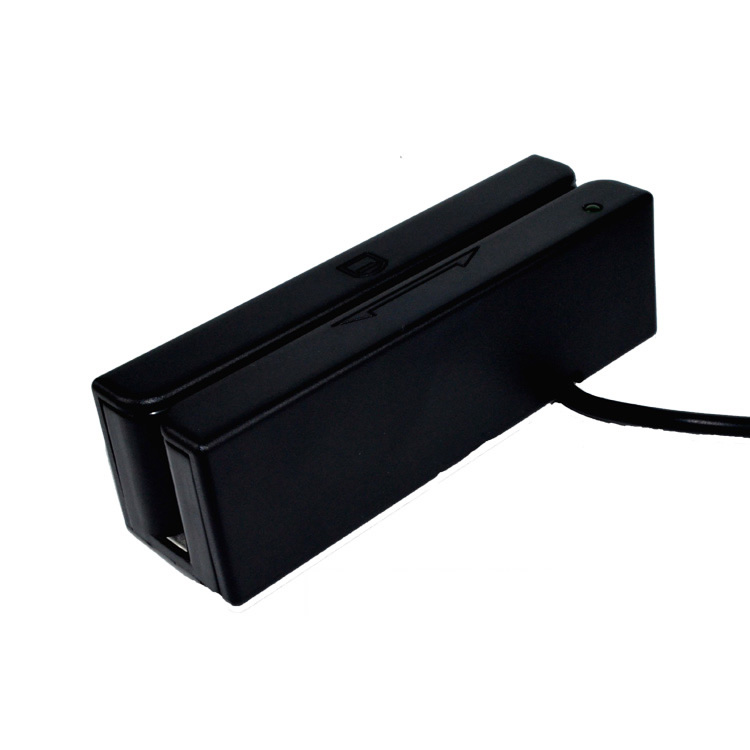 Mini 1 2 3 Pistes Card Reader