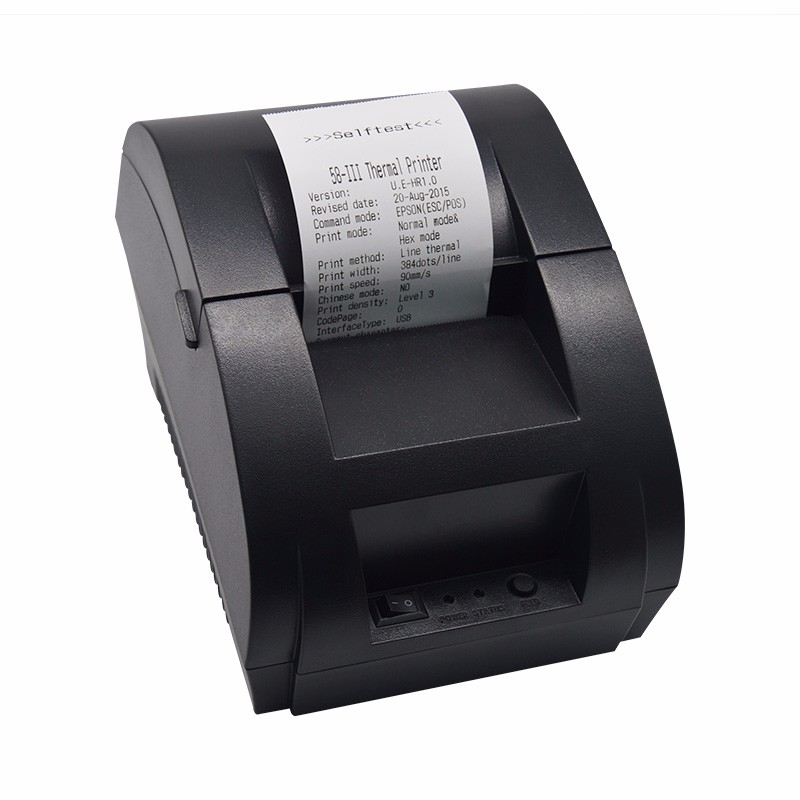 58 mm Epos System Receipt Printer