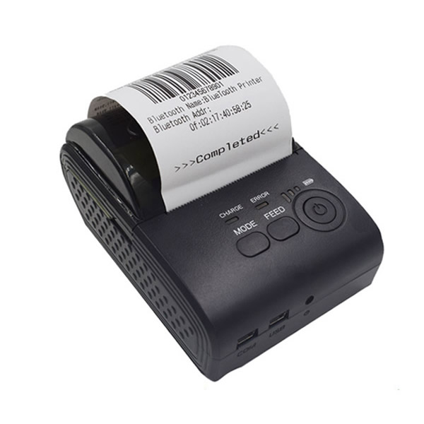 Mobile 58mm Thermal Receipt Printer