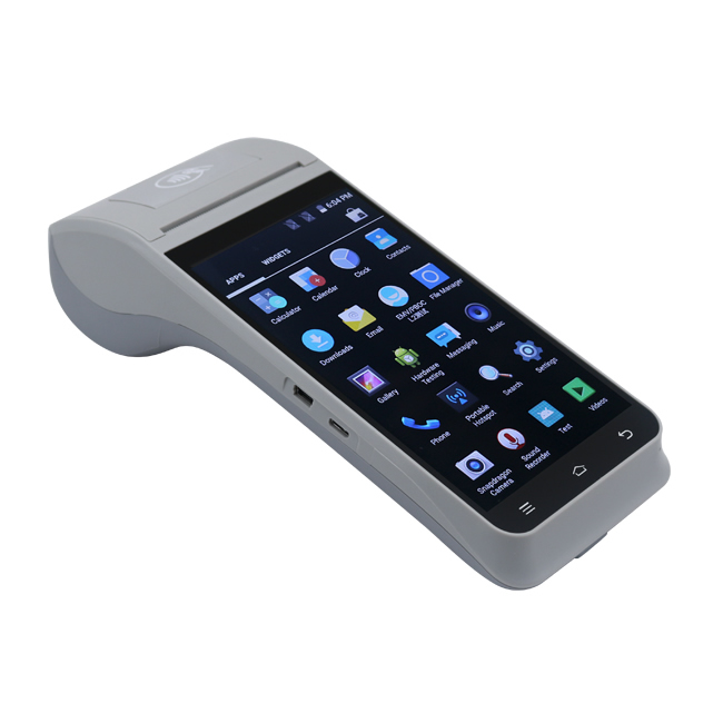 3G 4G Android Mobile POS