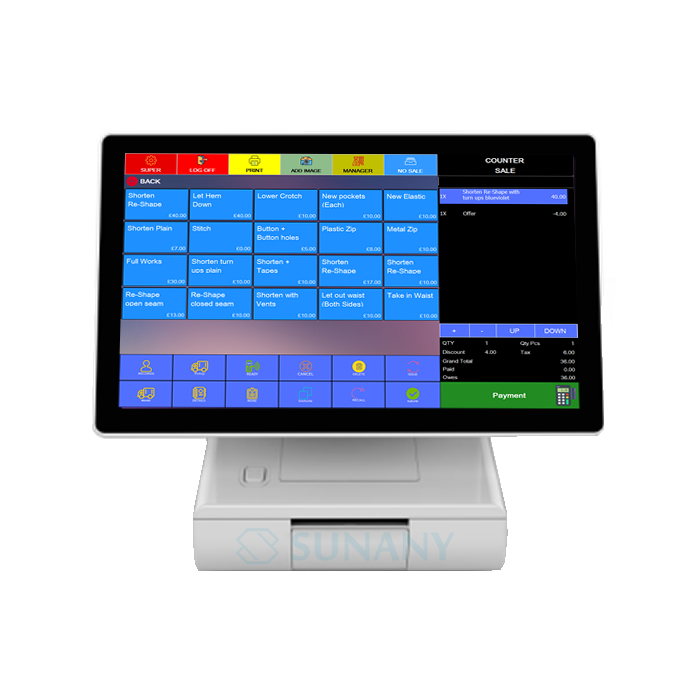 All in One POS Computer