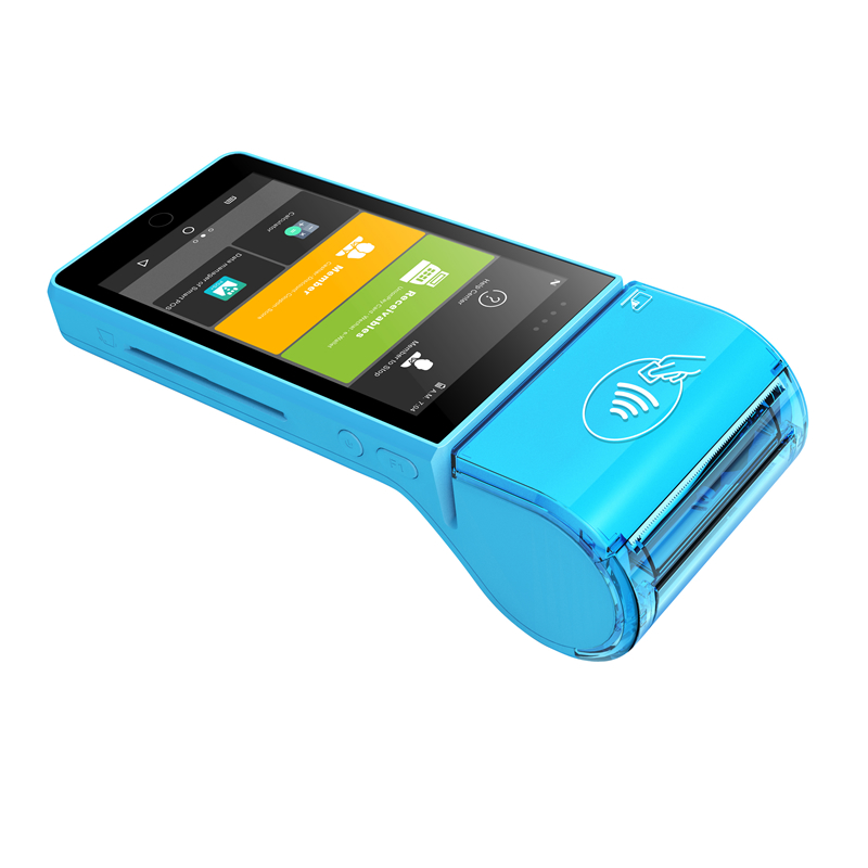 Des dispositifs mobiles de vente