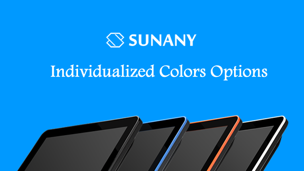 Sunany Colorful Frames that Perfectly Match Your POS System