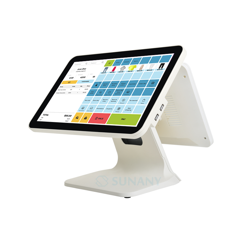 Small Retail Store POS System