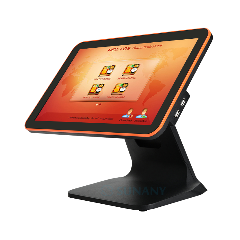 Retail Touch Screen POS Machine
