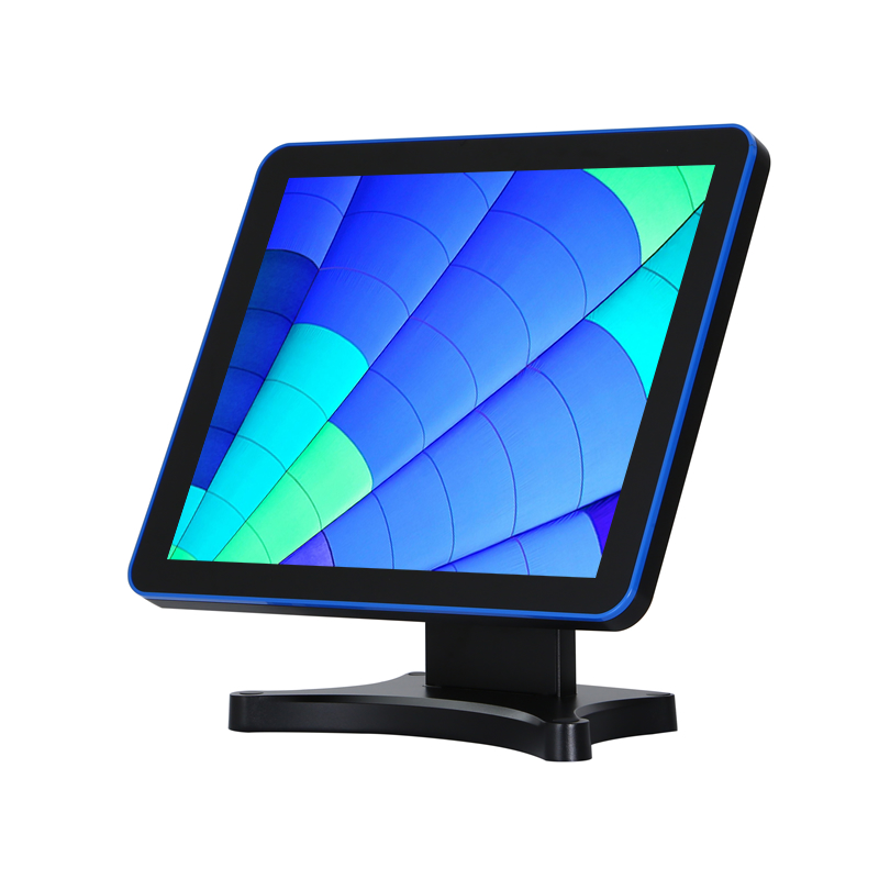 Touch panel monitor for POS system