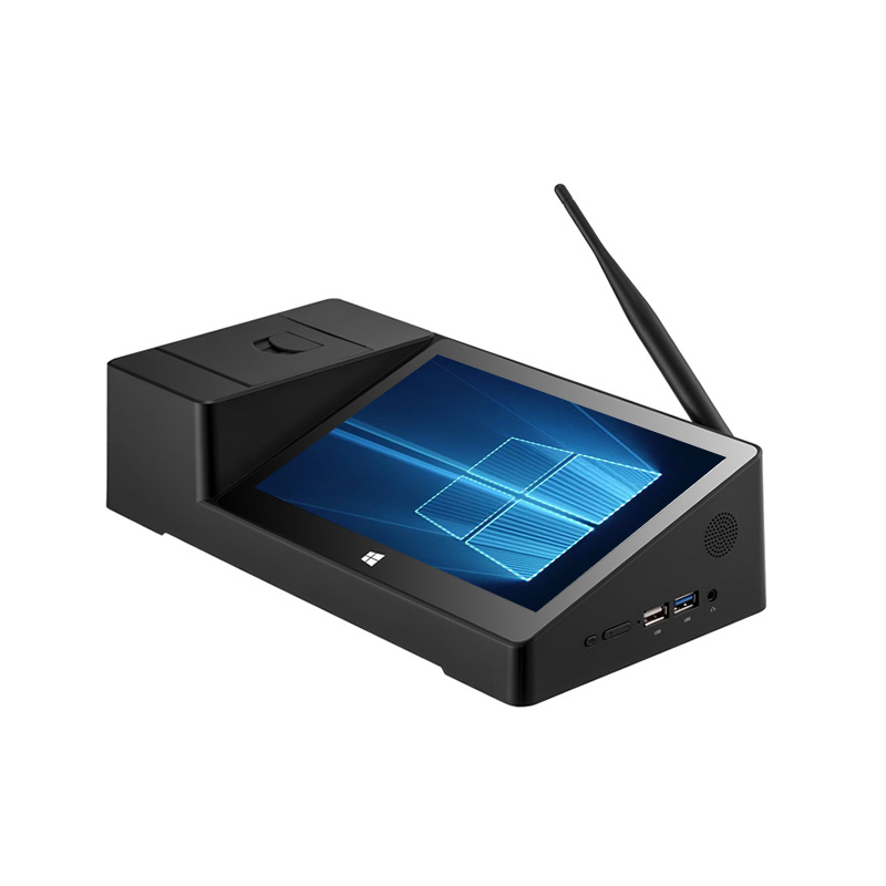 Portable POS systems with printer
