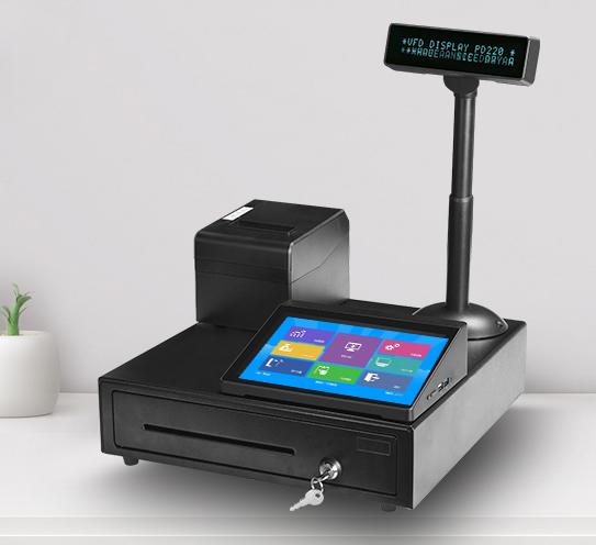 Sunany lanza X5 / T5 Mini Terminal punto de venta para la pequeña empresa