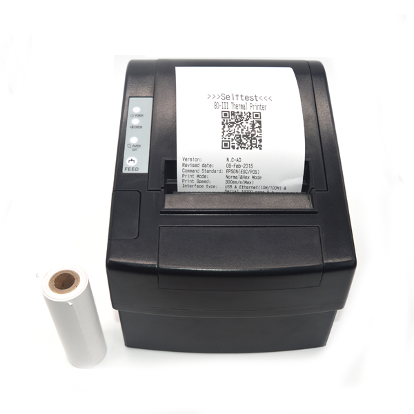 low cost thermal receipt printer