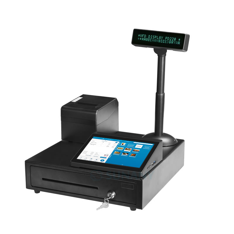 Windows Mobile POS systems terminal